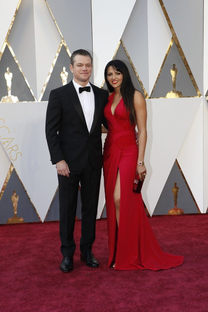 Matt-Damon-and-wife-Luciana-Barroso-