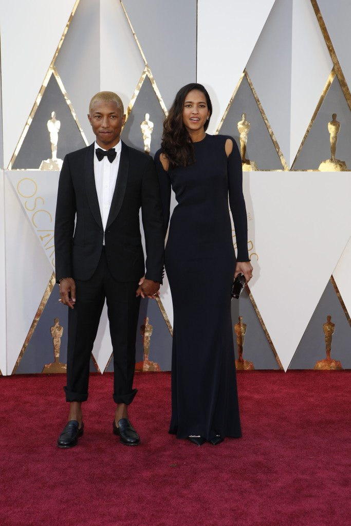Pharrell-Williams-and-Helen-Lasichanh