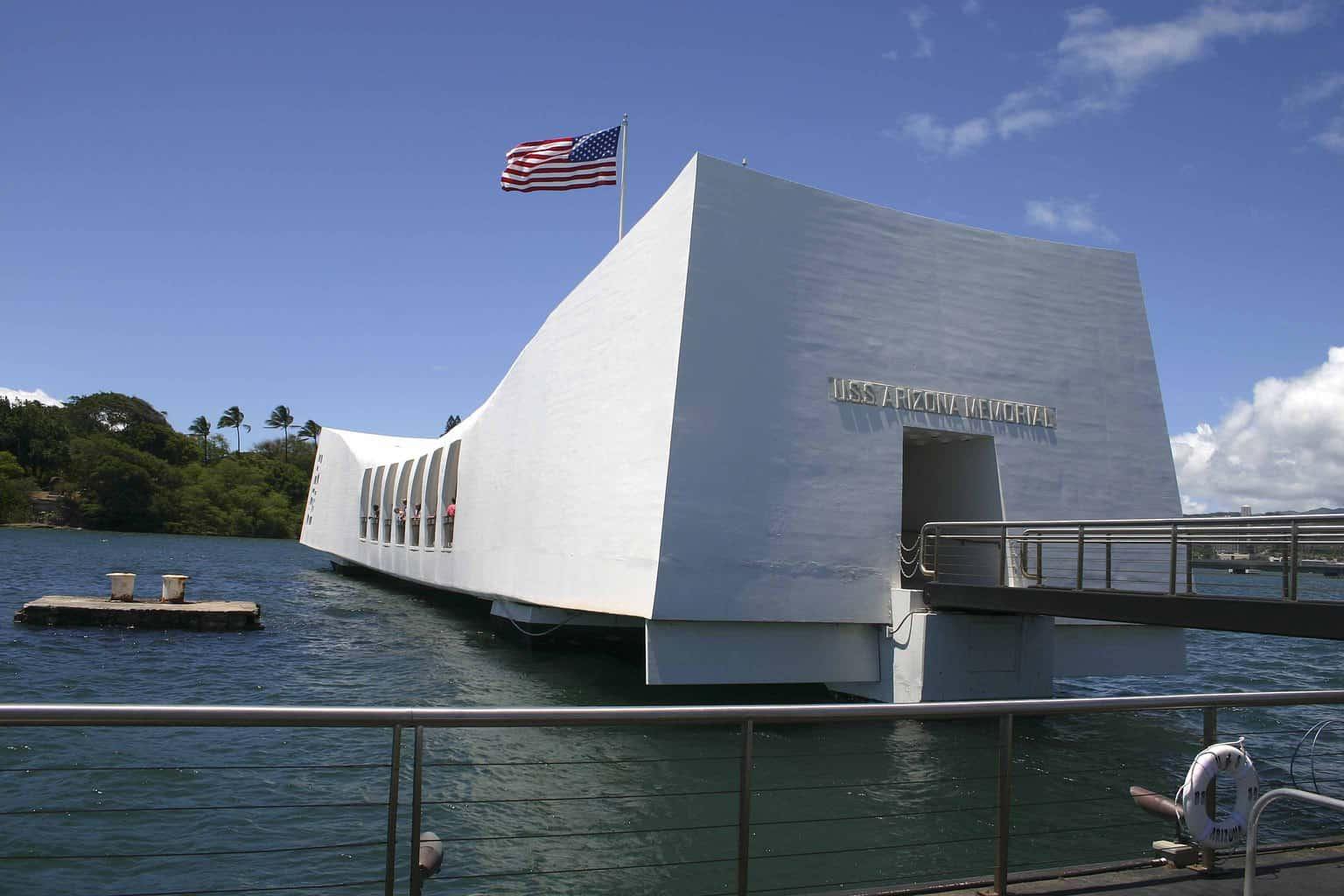 Parque-Histórico-de-Pearl-Harbor