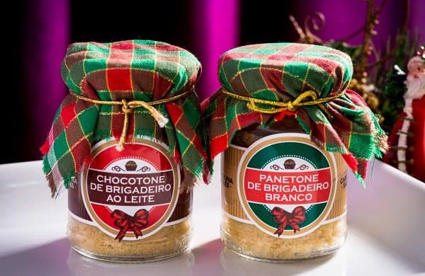 Chocotone-pote