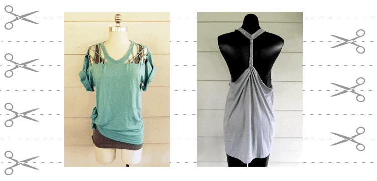 952404fbe Ideias incríveis para customizar sua camiseta - Revista CaseMe