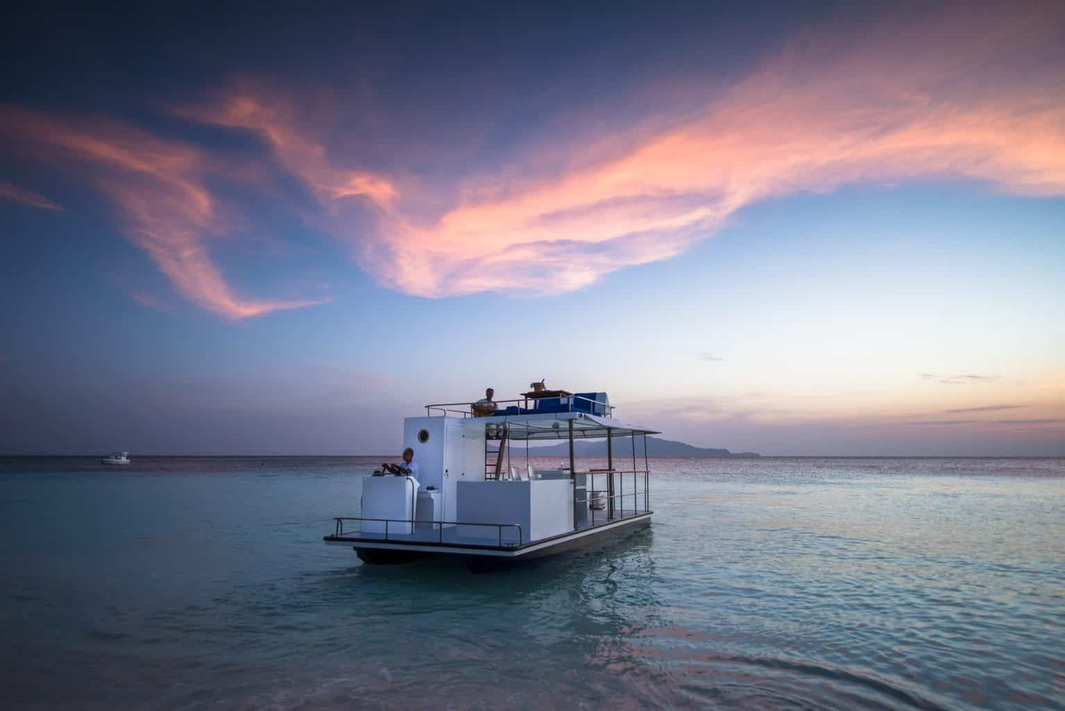 lua-de-mel-filipinas-hotel-amanpulo-Sunset-Cruise