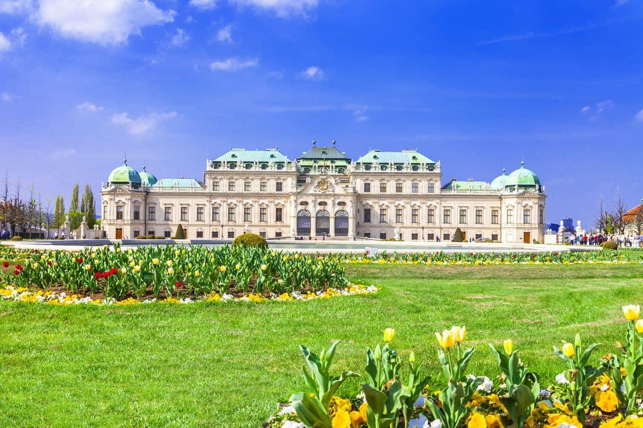 lua-de-mel-austria-Belvedere-Viena