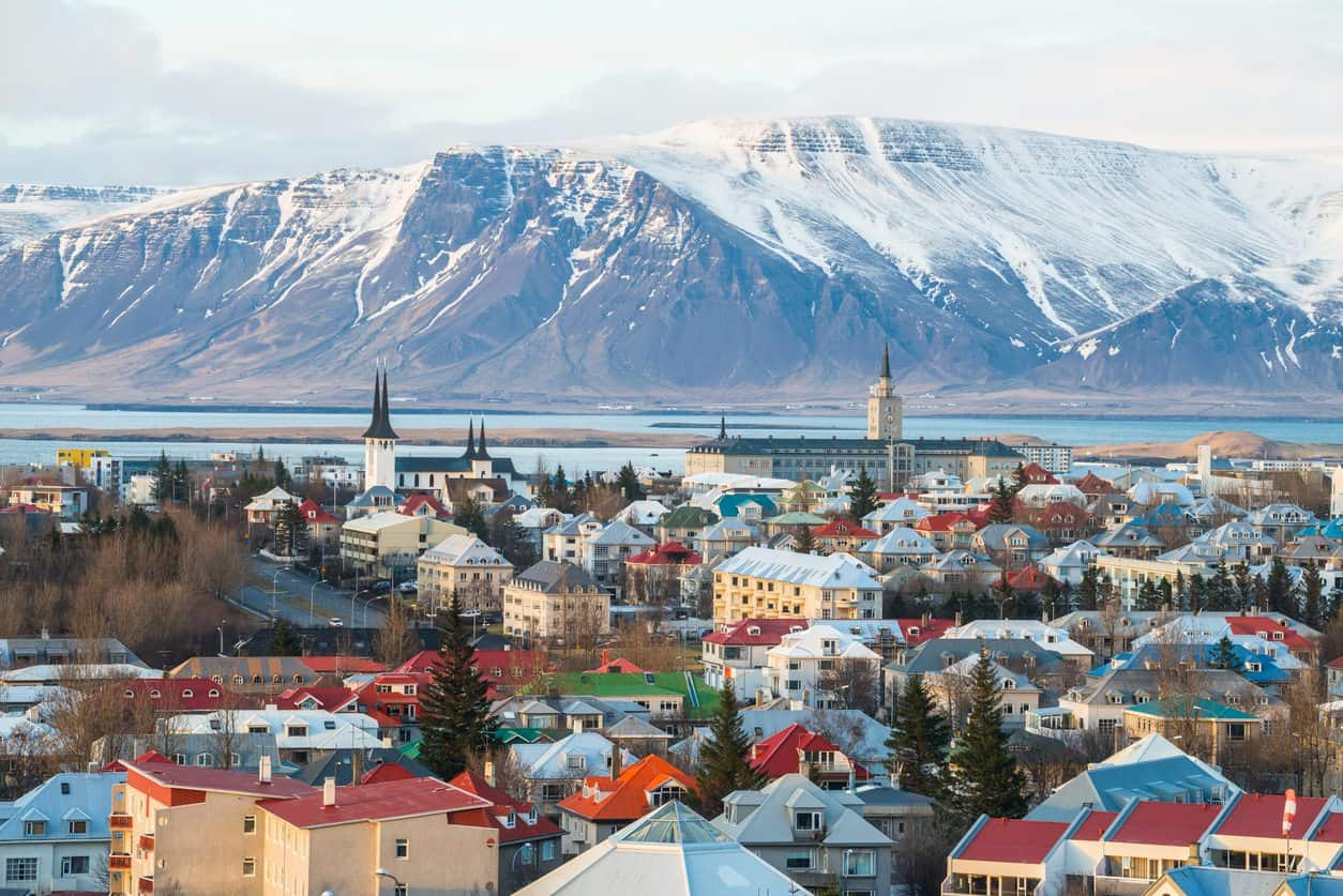 lua-de-mel-islandia-Reykjavík