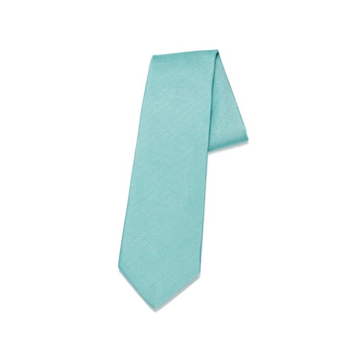 gravata-tiffany-co-azul-tiffany-em-seda