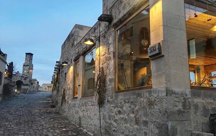 capadocia-restaurante-seki-Cappadocia-entrada