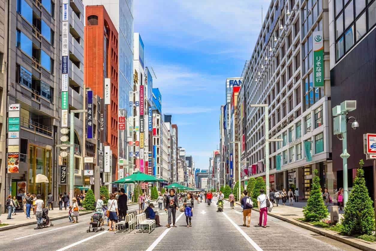 Ginza-lua-de-mel-em-Toquio