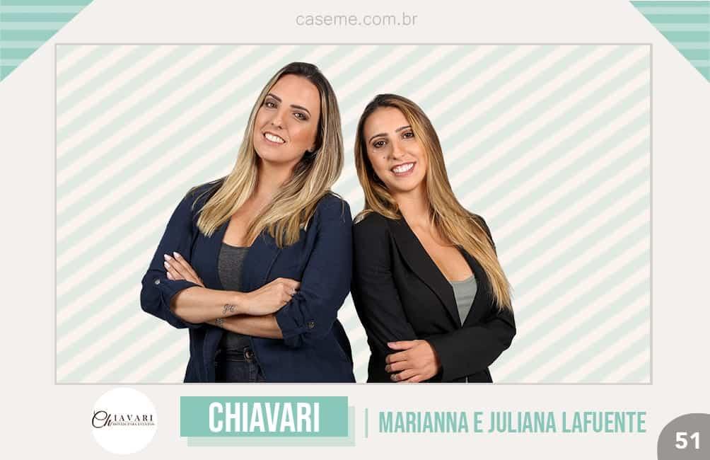 FIGURINHA-51-CHIAVARI-Juliana-e-Marianna-Lafuente