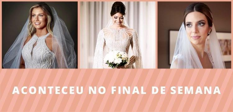 762470efc Aconteceu no final de semana: Casamentos pelo Brasil de 30 de Novembro a 02  de Dezembro