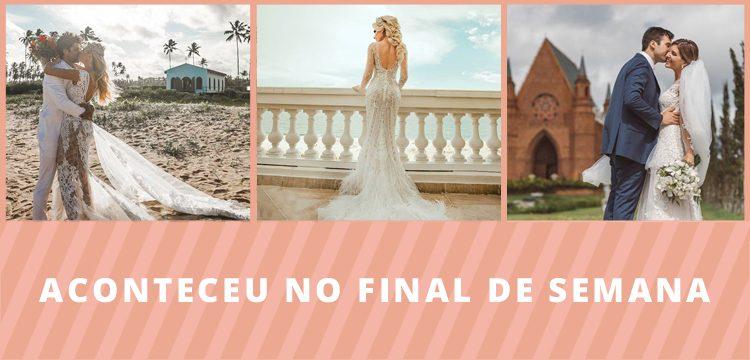 Top 10 casamentos pelo Brasil