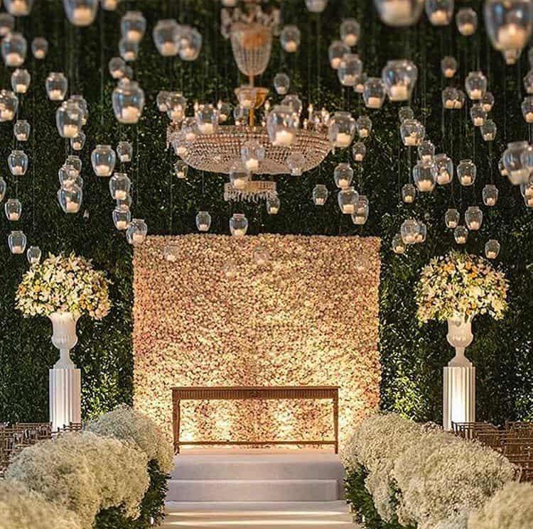 velas-na-decoração-casamento-clássico