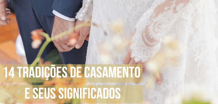 tradições de casamento
