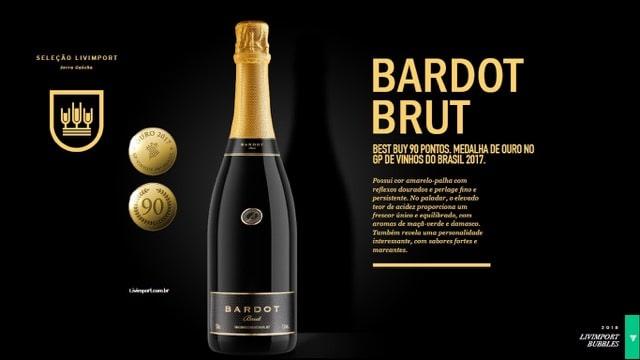 Bardot-Brut