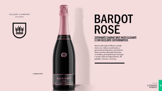 Bardot-Rosé