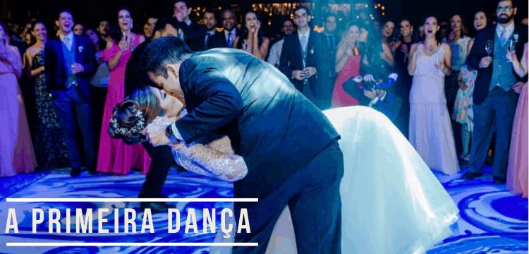 Primeira dança dos noivos - VRebel