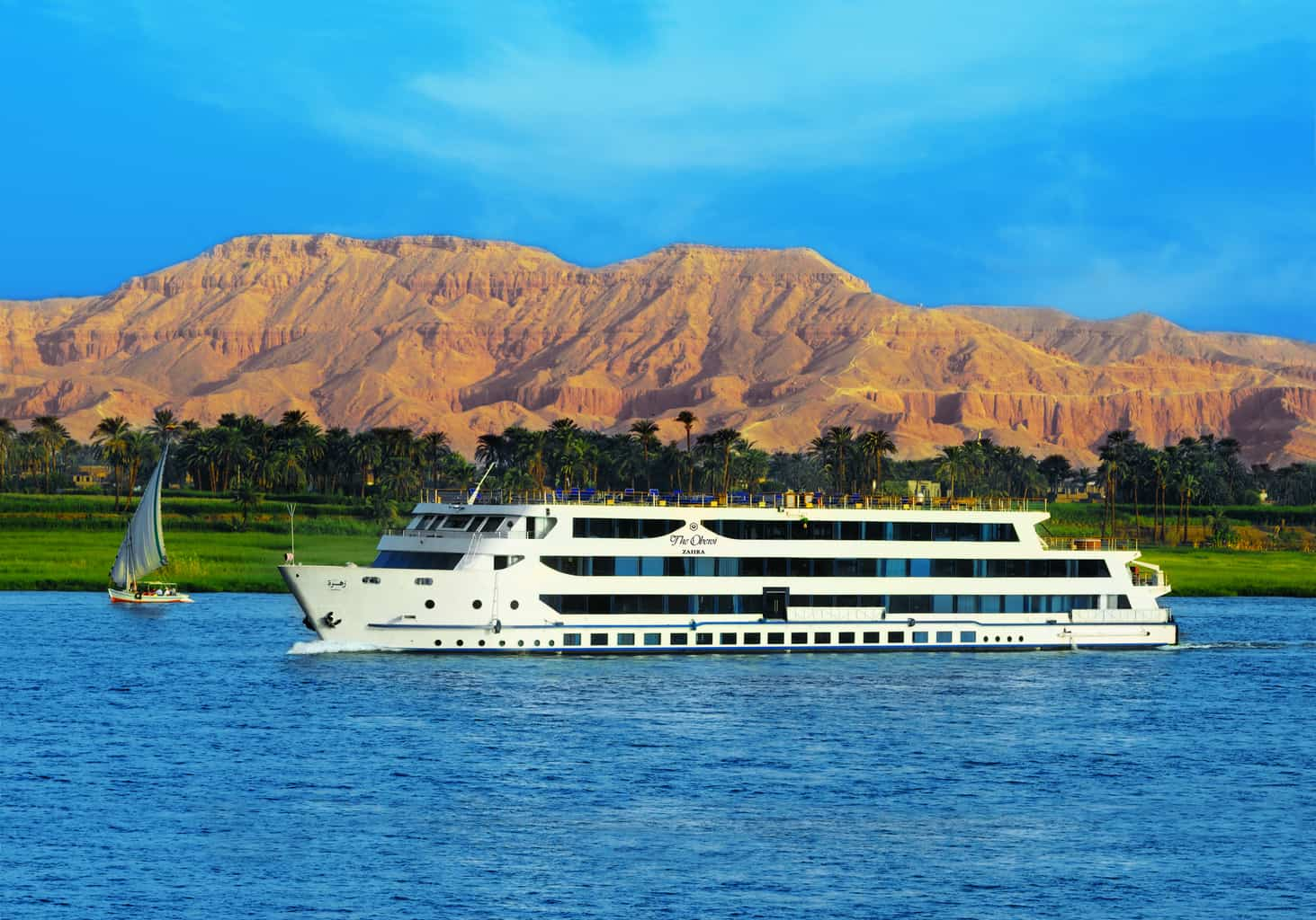 O-Oberoi-Zahra-garante-sofisticação-e-estilo-durante-a-navegação-entre-Luxor-e-Aswan.