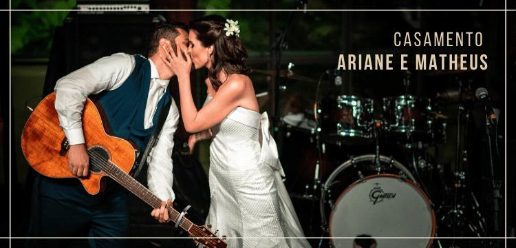Casamento Ariane e Matheus