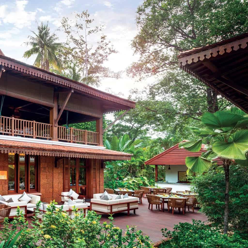 O-Belmond-La-Residence-d'Angkor-exibe-design-inspirado-na-tradição-oriental.