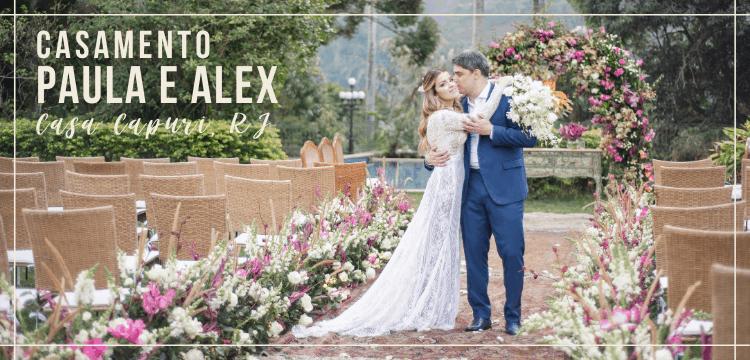 Casamento Paula e Alex - Fotografia Marina Fava - Casa Capuri