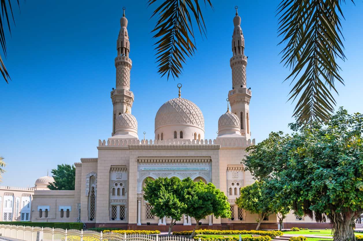 Lua-de-Mel-em-Dubai-Mesquita-Jumeirah
