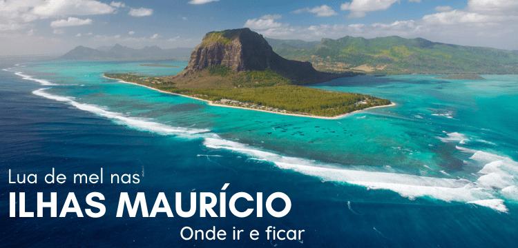 Lua de Mel nas Ilhas Mauricio