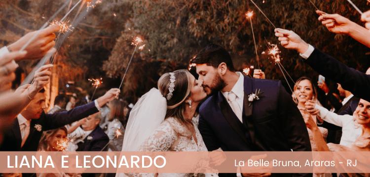 Casamento em Araras - Liana e Leonardo