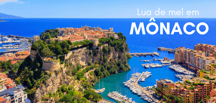 Lua de Mel em Monaco