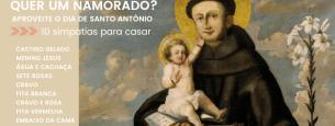 10 simpatias para Santo Antônio